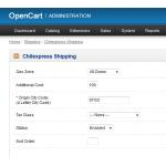 Chilexpress Shipping (Nacional)