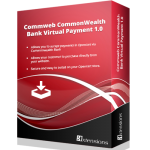 Commonwealth Bank Virtual Payment Client 2.0