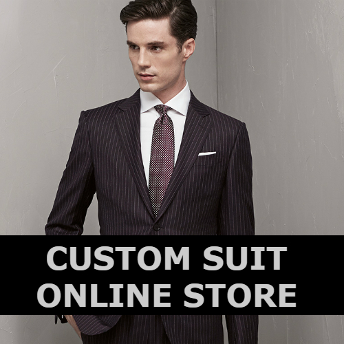 MenSuit - Custom Suit Online Store Full Website Script