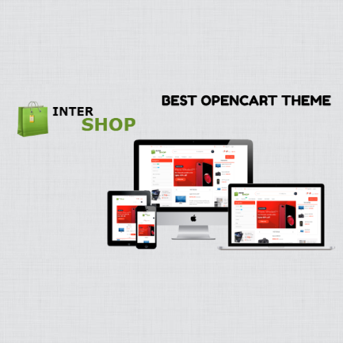 Intershop - Best Opencart eCommerce Theme 3.x