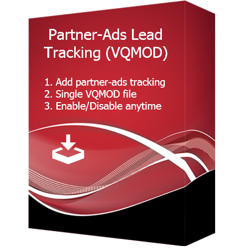 Partners Ads Lead Tracking (VQMOD)
